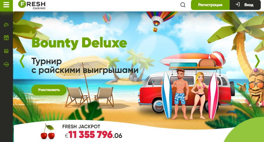 Фреш казино зеркало 🏆 официальный сайт fresh casino играть онлайн