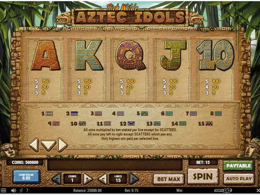 ацтеки игра с выводом денег