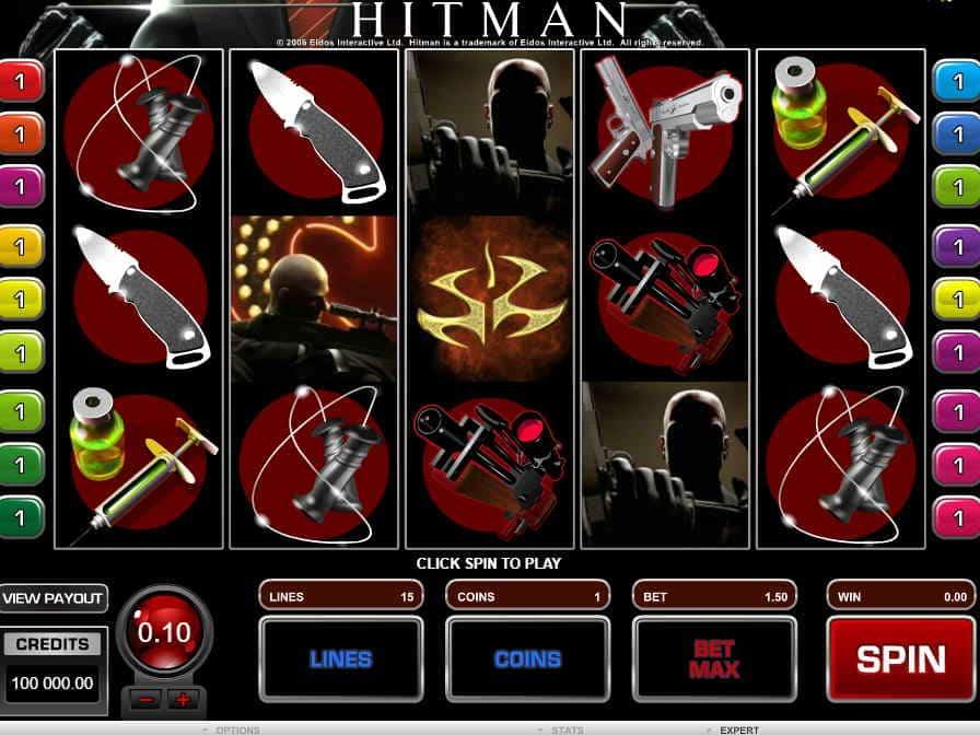 Хитман игровые автоматы игровой автомат египет