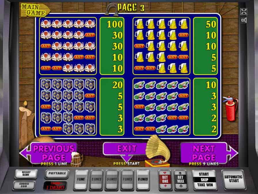 Игровые автоматы 3d играть