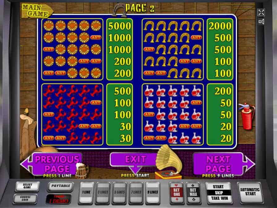 игровой автомат лаки хантер играть бесплатно