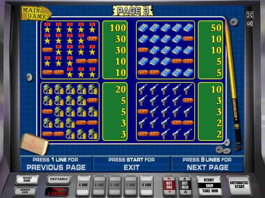 Игровые автоматы эмулятор резидент как играть в игру гадкий я карты